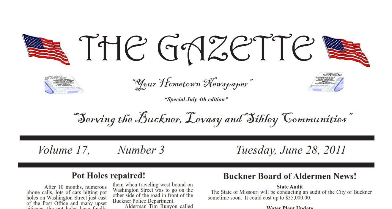 June 28, 2011 – Newspaper Online