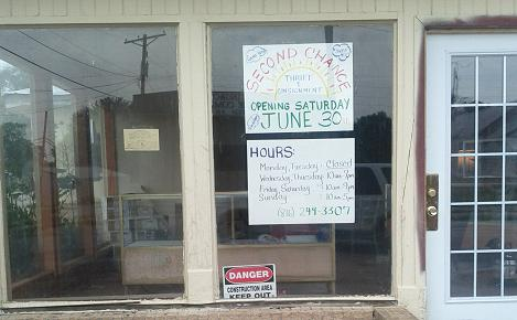 Second Chance Thrift Store opens in Buckner
