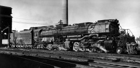 Union Pacific Railroad Acquires Big Boy Locomotive No. 4014