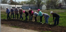 Buckner breaks ground for new Municipal Building
