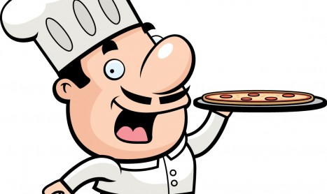 Two Chefs from Tusconos compete inPizza Challenge