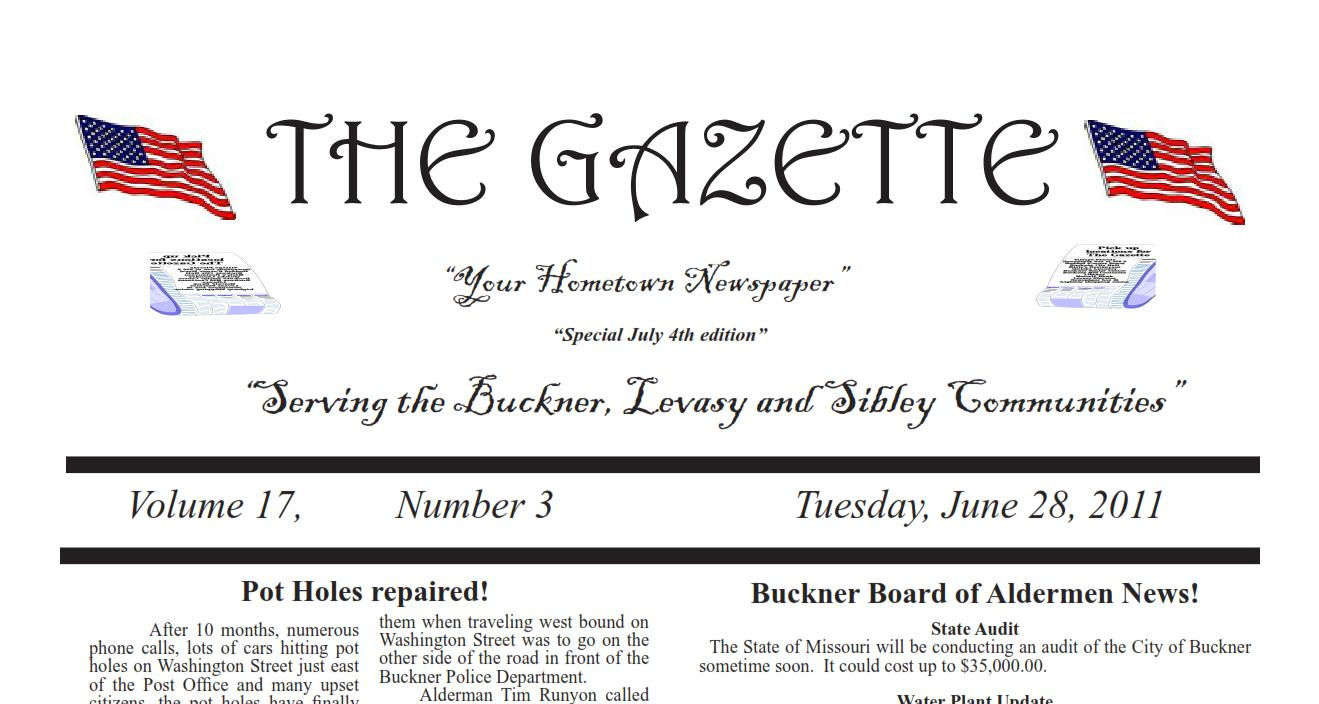 The Gazette Weekly | Your Hometown Newspaper
