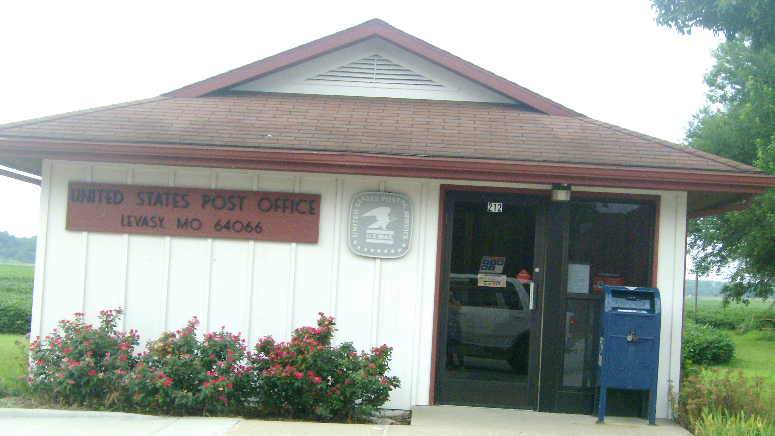 Levasy and Sibley Post Office hours