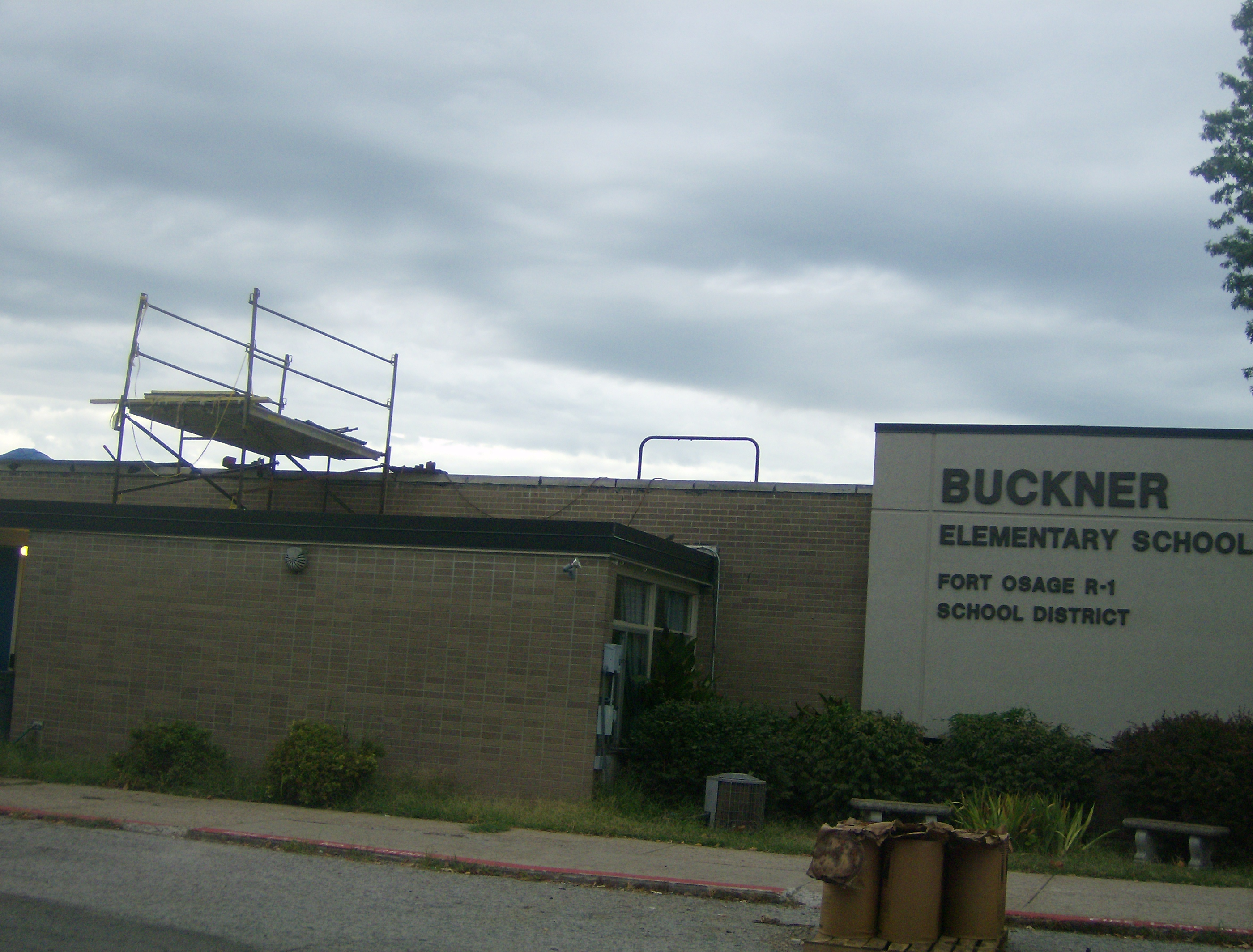 Buckner elementary has new roof as promised in a timely manner