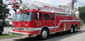 Tim Brown retires from Fire Department