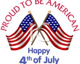Hope everyone had a Great 4th of July and enjoying the warm weather